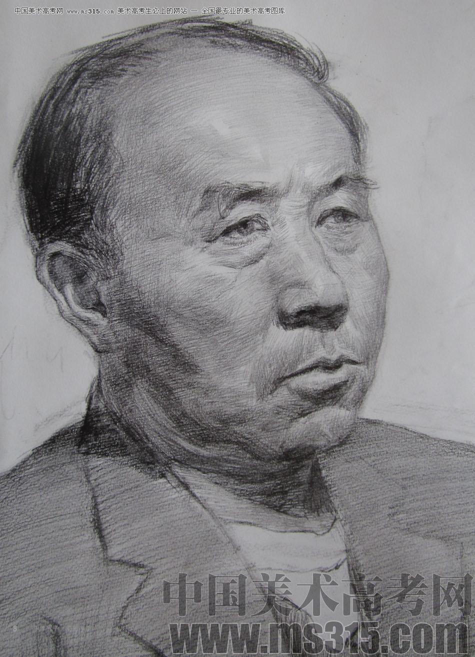 中央美�g�W院�钤��博元作品2(局部-�^)