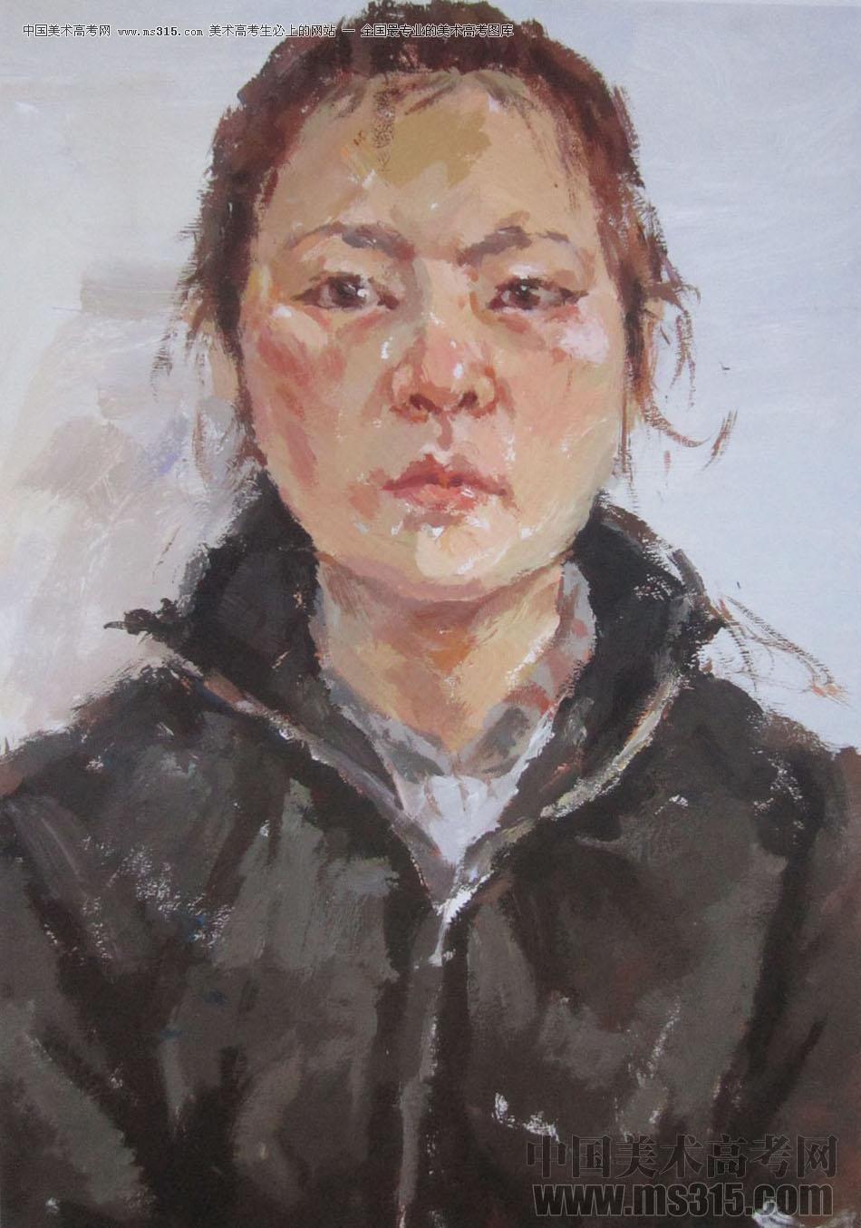 2016清华大学美术学院造型色彩优秀试卷22