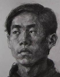 2010-2011年天津美术学院素描优秀试卷13(绘画、雕塑)