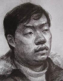 2010-2011年天津美术学院素描优秀试卷11(绘画、雕塑)