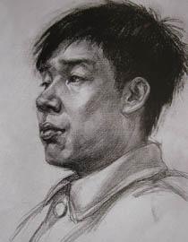 2010-2011年天津美术学院素描优秀试卷15(绘画、雕塑)