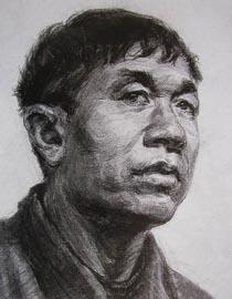 2010-2011年天津美术学院素描优秀试卷16(绘画、雕塑)