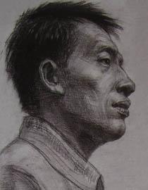 2010-2011年天津美术学院素描优秀试卷22(绘画、雕塑)