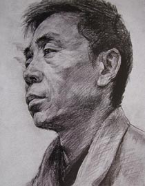 2010-2011年天津美术学院素描优秀试卷21(绘画、雕塑)