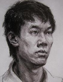 2010-2011年天津美术学院素描优秀试卷24(绘画、雕塑)