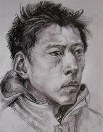 2010-2011年天津美术学院素描优秀试卷25(绘画、雕塑)