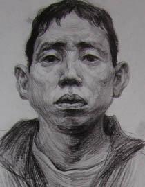 2010-2011年天津美术学院素描优秀试卷31(绘画、雕塑)