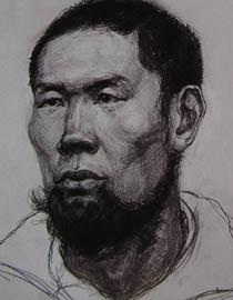 2010-2011年天津美术学院素描优秀试卷43(绘画、雕塑)