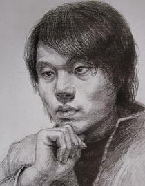 2010-2011年天津美术学院素描优秀试卷49(绘画、雕塑)