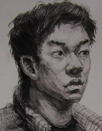 2010-2011年天津美术学院素描优秀试卷62(绘画、雕塑)