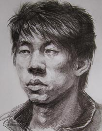 2010-2011年天津美�g�W院素描��秀�卷64(�L��、雕塑)