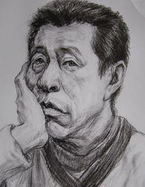 2010-2011年天津美术学院素描优秀试卷93(艺术设计、工业设计、动画)