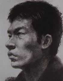 2010-2011年天津美术学院素描优秀试卷98(艺术设计、工业设计、动画)