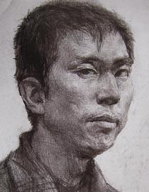 2010-2011年天津美�g�W院素描��秀�卷110(��g�O�、工�I�O�、�赢�)