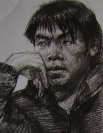 2010-2011年天津美术学院素描优秀试卷117(艺术设计、工业设计、动画)