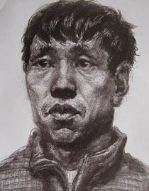 2010-2011年天津美术学院素描优秀试卷130(艺术设计、工业设计、动画)