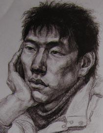 2010-2011年天津美术学院素描优秀试卷132(艺术设计、工业设计、动画)
