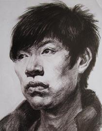 2010-2011年天津美术学院素描优秀试卷146(艺术设计、工业设计、动画)