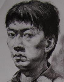 2010-2011年天津美术学院素描优秀试卷147(艺术设计、工业设计、动画)