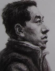 2010-2011年天津美术学院素描优秀试卷148(艺术设计、工业设计、动画)