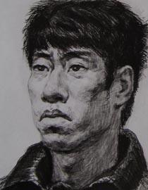 2010-2011年天津美术学院素描优秀试卷153(艺术设计、工业设计、动画)