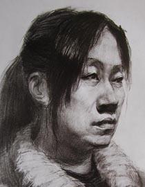 2010-2011年天津美术学院素描优秀试卷154(艺术设计、工业设计、动画)