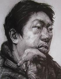 2010-2011年天津美术学院素描优秀试卷4(绘画、雕塑)