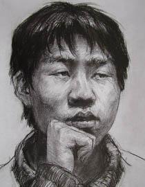 2010-2011年天津美术学院素描优秀试卷5(绘画、雕塑)
