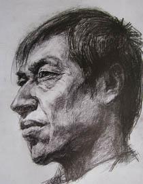 2010-2011年天津美术学院素描优秀试卷6(绘画、雕塑)