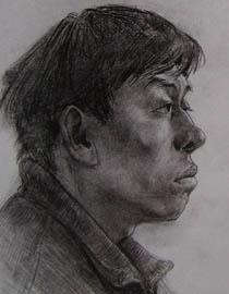 2010-2011年天津美术学院素描优秀试卷8(绘画、雕塑)