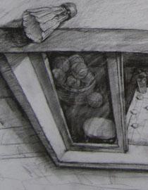 2009年江南大�W素描��秀�卷16