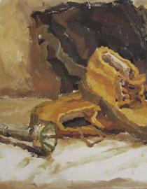 2009年鲁迅美术学院色彩优秀试卷7