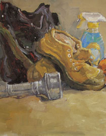 2009年鲁迅美术学院色彩优秀试卷14