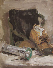 2009年鲁迅美术学院色彩优秀试卷15