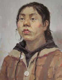 2009年鲁迅美术学院色彩优秀试卷21