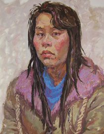 2009年鲁迅美术学院色彩优秀试卷24