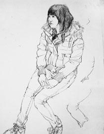苏州东吴画室优秀作品(22)