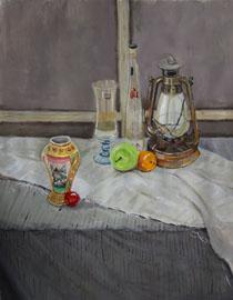 石家庄1215画室优秀作品集(3)