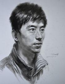 重庆巨明画室教师优秀素描作品(1)