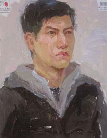 2016中国美术学院色彩高分试卷1