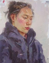 2016中国美术学院色彩高分试卷57