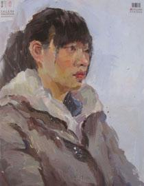 2016中国美术学院色彩高分试卷58