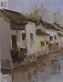 2016中国美术学院色彩高分试卷11