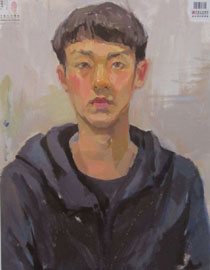 2016中国美术学院色彩高分试卷12