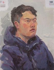 2016中国美术学院色彩高分试卷79