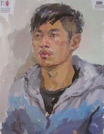 2016中国美术学院色彩高分试卷13