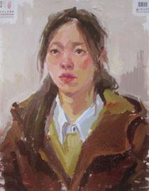 2016中国美术学院色彩高分试卷91