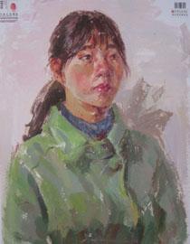 2016中国美术学院色彩高分试卷28