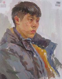 2016中国美术学院色彩高分试卷27