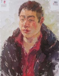 2016中国美术学院色彩高分试卷30